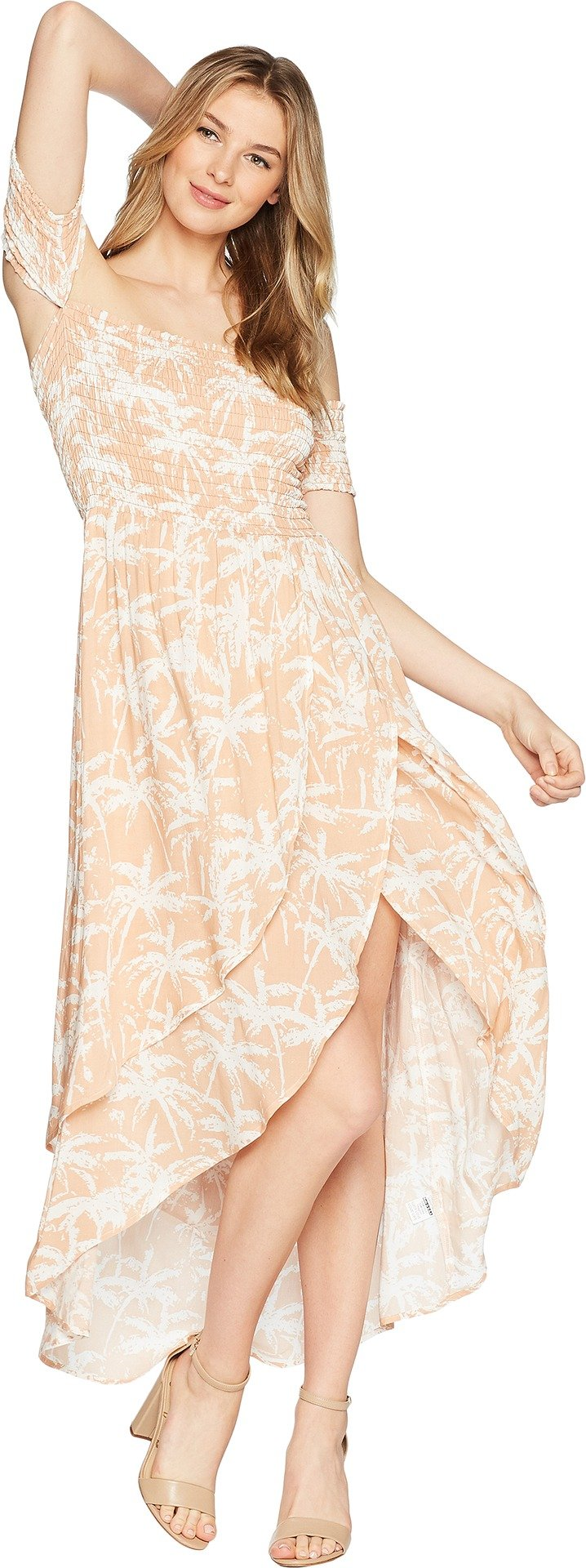 Lucy Love Women's Barefoot Dress Nude Small