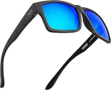 Unisex Square Flexible TR90 Frame Sunglasses Polarized Fashion Driving Eyewear