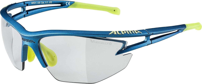 Alpina Sonnenbrille Performance Eye-5 HR VL+ Sportbrille