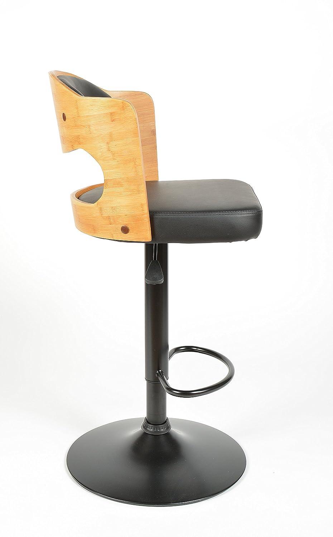 ts-ideen 1x Design Club Barhocker Barstuhl Küchen Esszimmer Stuhl ...