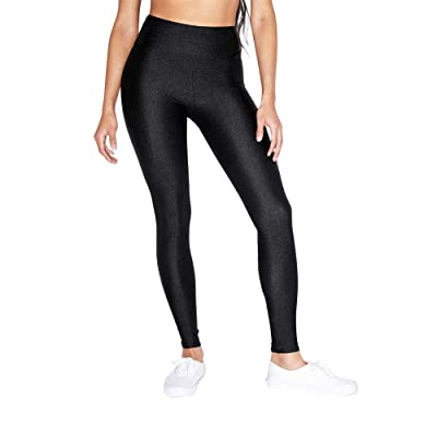 American Apparel Women's Nylon Tricot High Waist Legging at Amazon Women's Clothing store