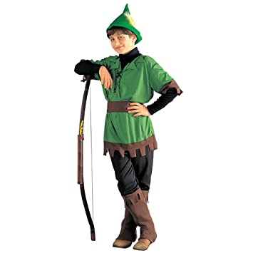 208c80b2ed5 Amazon.com  Small Boys Robin Hood Costume  Toys   Games