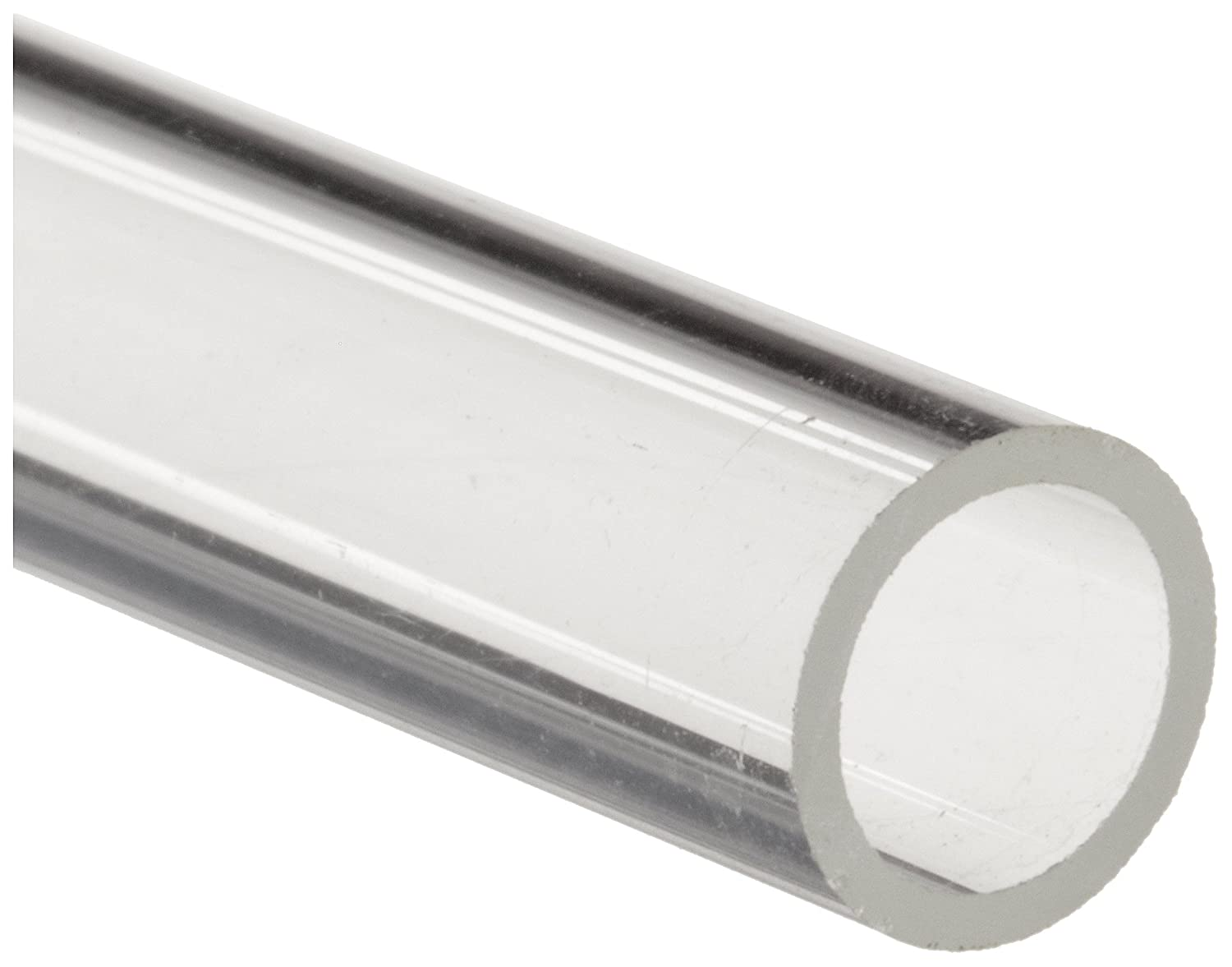 Clear Glass ASTM E 438  Tubing 1 mm Wall 4 mm ID Pack of 10 12 inches Length 6 mm OD