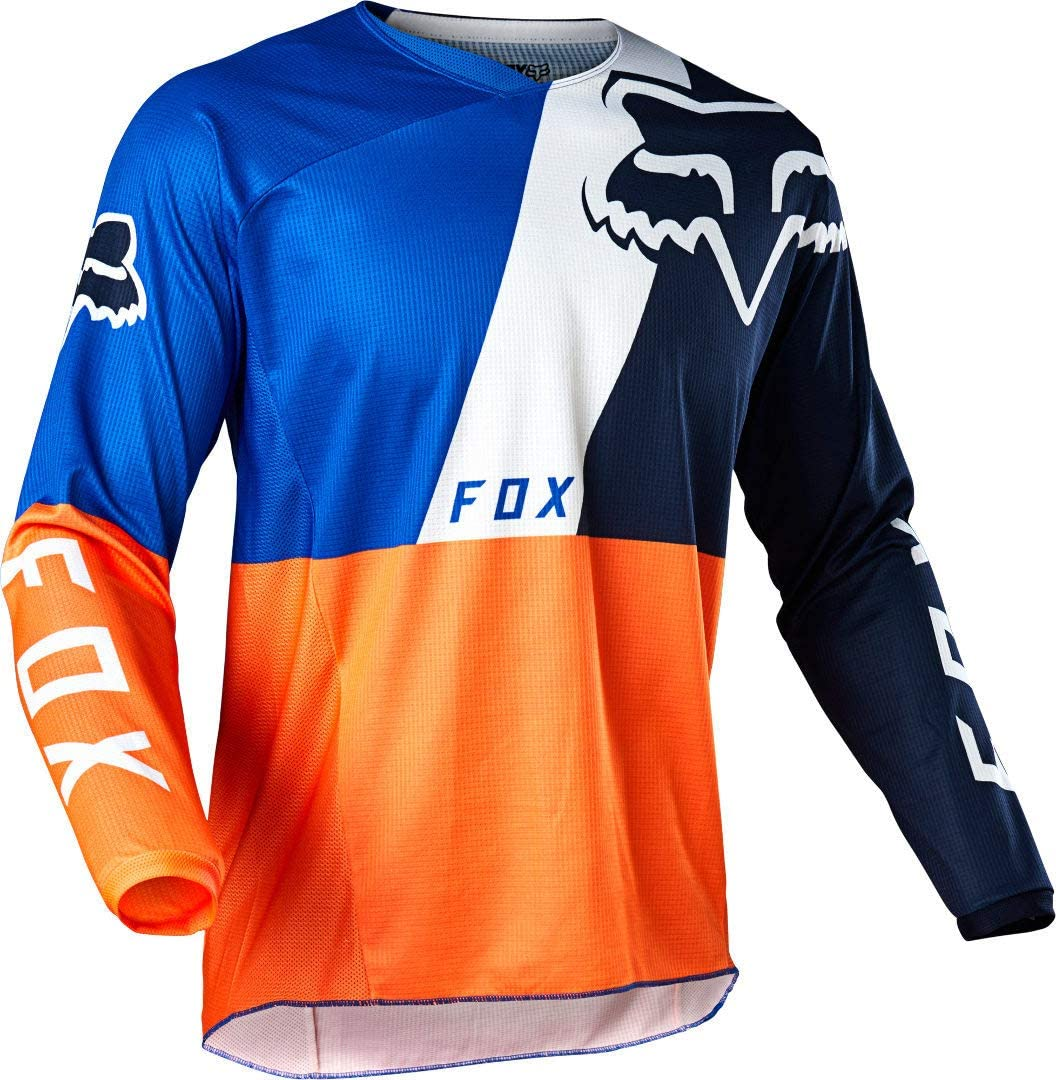 2020 Fox Racing Youth Lovl SE Jersey-Orange//Blue-YM