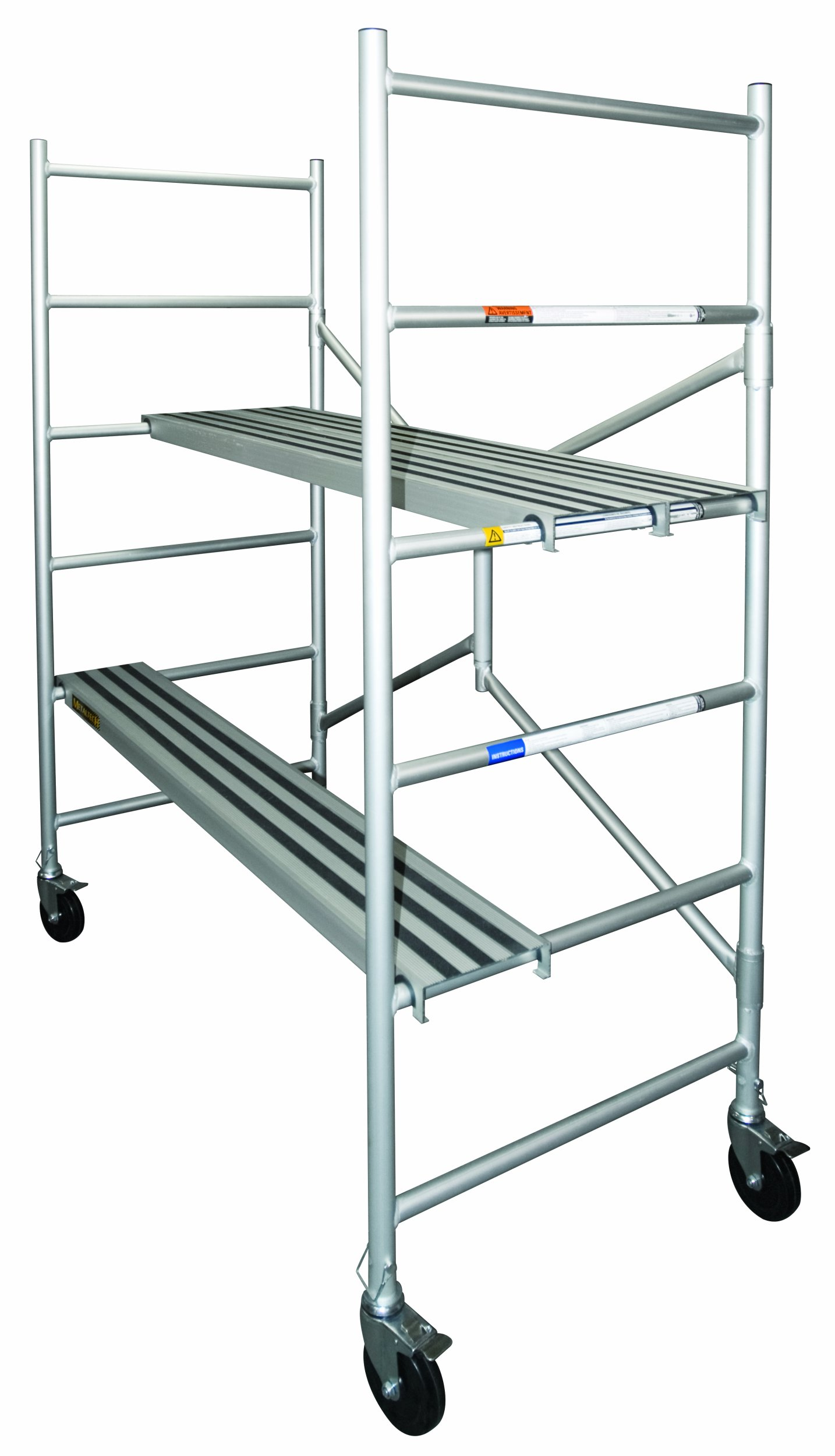 Xtend & Climb MAXI Round Aluminum Scaffold by Xtend & Climb