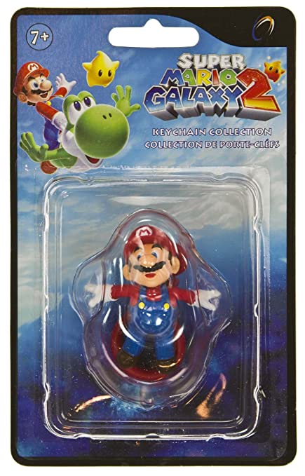"Amazon.com: Flying Mario (~ 1.9""): Super Mario Galaxy 2 ..."