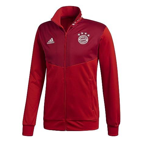 0a6f155a9220da adidas Herren Fc Bayern 3s Track Top Trainingsjacke  Amazon.de ...