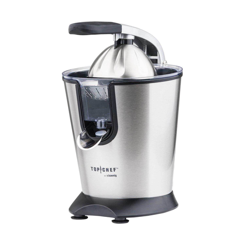 H. Koenig Top Chef topc511 exprimidor de cítricos eléctrico 160 W: Amazon.es: Hogar