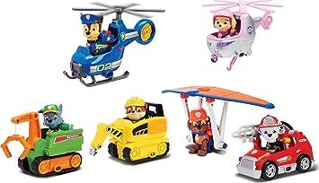 Oferta amazon: Paw Patrol, Cachorros con Mini Vehículo Ultimate Rescue Modelos Surtidos, 6044194