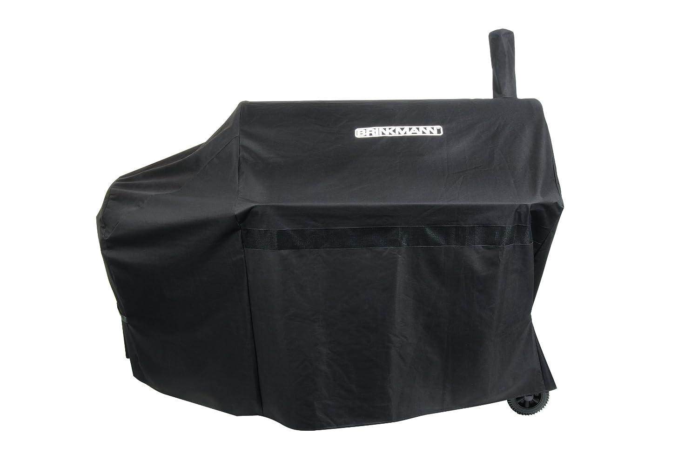 amazon com brinkmann premium mesh 61 inch offset smoker cover