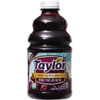 Taylor Organic Prune Juice, 950ml