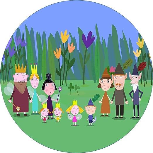 Ben & Holly s Little Kingdom comestible juego de dulces y ...