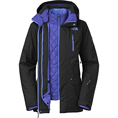 76e9ebbcbf Image Unavailable. Image not available for. Color  The North Face  ThermoBall Snow Triclimate Jacket - Women s