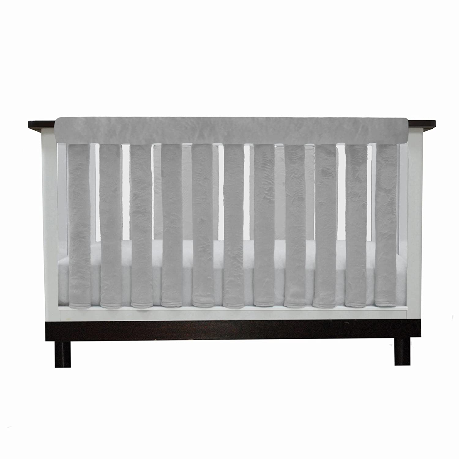 Go Mama Go Designs Wonder Bumpers Teething Guard, 52 x 12-Inch, Grey/Yellow 2012