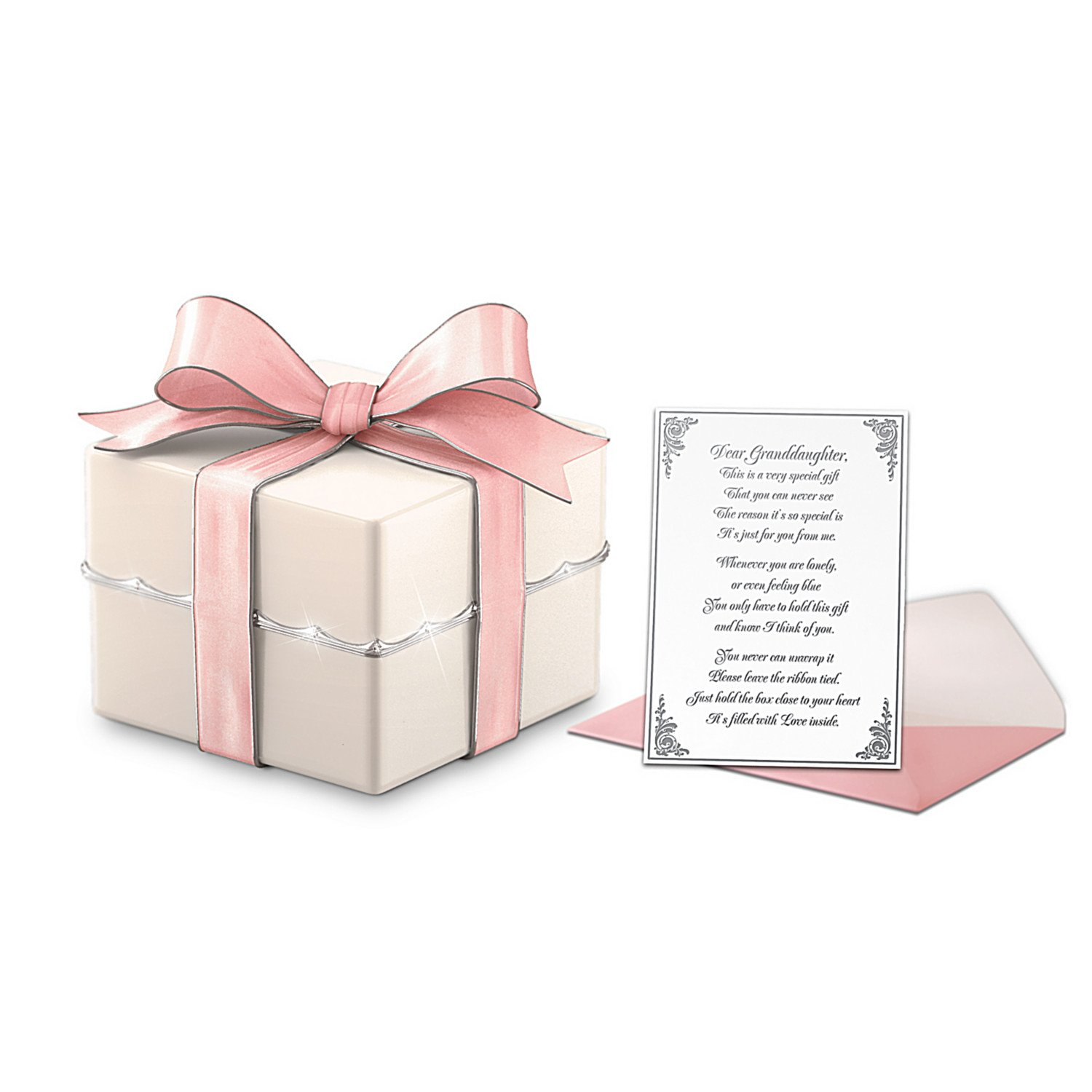 Grandmother\'s Gift Music Box: Grandmother To Granddaughter Gift by ...