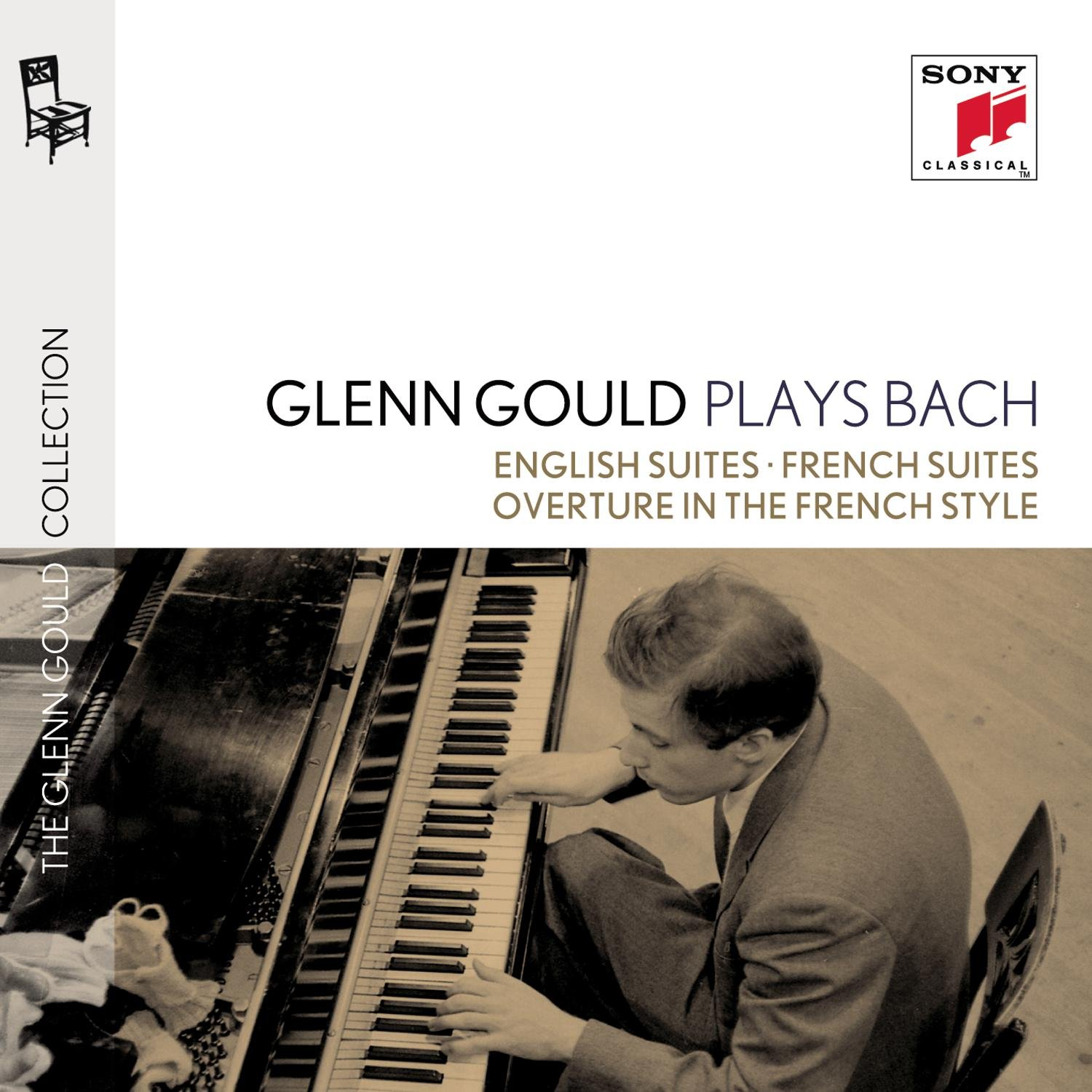 Glenn Gould plays Bach: English BWV Luxury Large-scale sale Suites 806-811 Suit French