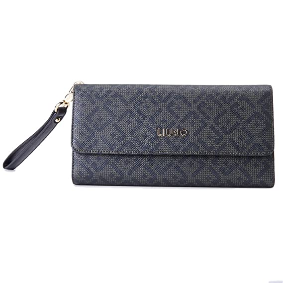 the latest 03a15 a3e94 LIU JO N67096E0017 Wallet Unisex Military TU: Amazon.co.uk ...