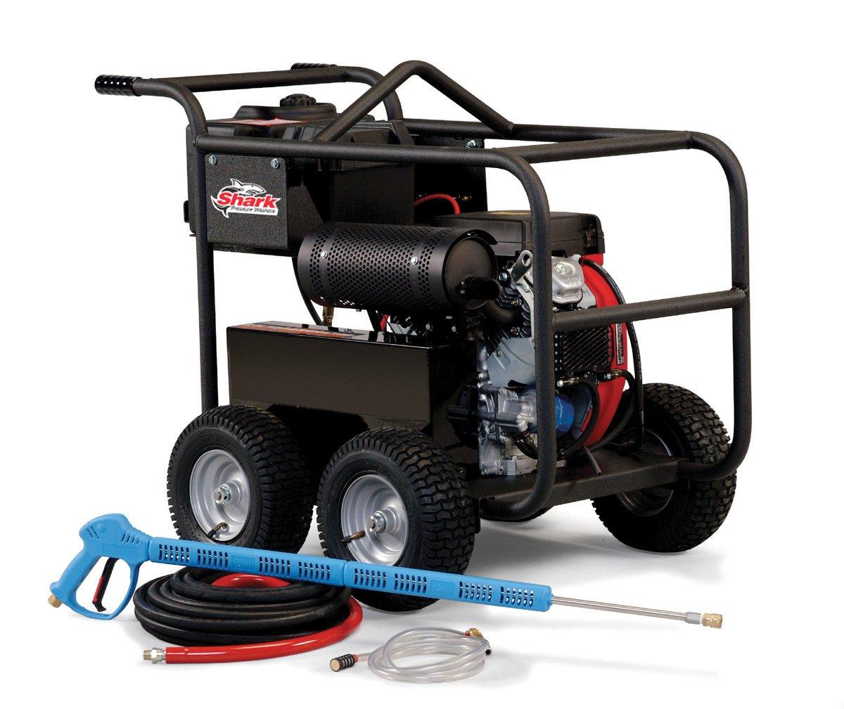 Amazon.com : Shark BR-404027 4, 000 PSI 4.0 GPM Briggs Vanguard Gas Powered  Industrial Series Pressure Washer : Garden & Outdoor