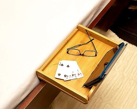 Amazon.com: Estante para la mesa: estante de cama de calidad ...