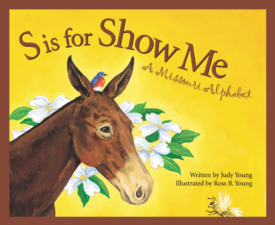 S is for Show Me: A Missouri Alphabet (Discover America State by State) ebook
