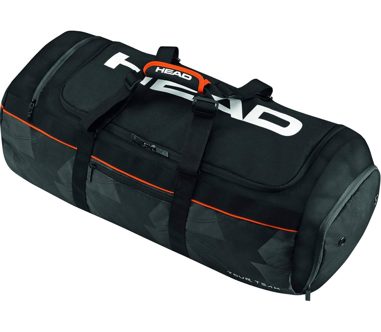 HEAD Tour Team Sports Bag, Black, 68 x 40 x 20 cm HEADF|#HEAD 283487-BKWH