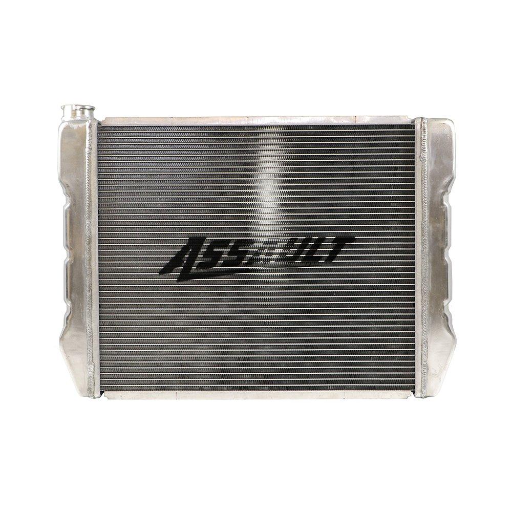 Assault Racing Products 4513101 19 x 31 Crossflow Aluminum Radiator GM Style
