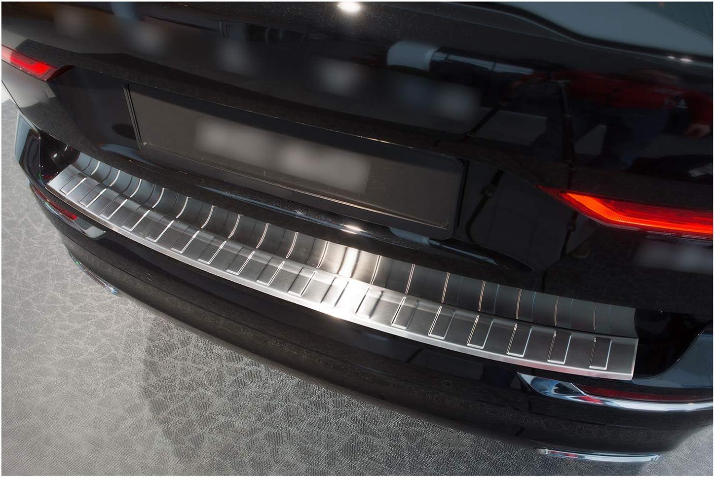 Tuning Art L313 Edelstahl Ladekantenschutz 5 Jahre Garantie Fahrzeugspezifisch Auto