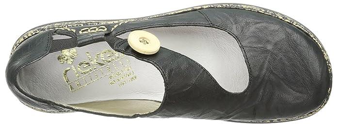 Rieker 46364 00 - Mocasines de cuero mujer: Amazon.es: Zapatos y complementos