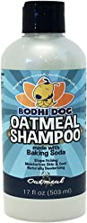 New All Natural Anti Itch Oatmeal Dog Shampoo and Conditioner   Hypoallergenic Conditioning Deodorizing Formula for Dogs Cats & Pet   Treatment Wash Soothe Dry Itchy Skin   Aloe for Allergy Relief