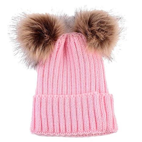 Gorro de bebé Recién nacido lindo Keep Warm Winter Hats Sombrero de ...