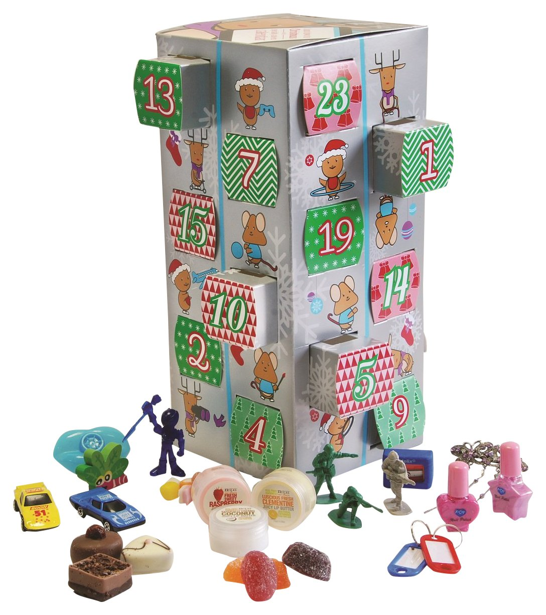 Advent Gift Boxes Make Your Own Advent Calendar Kit MYOB1