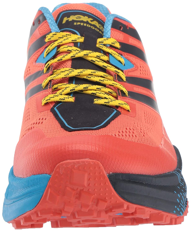 Running//Trail HOKA ONE One Speedgoat 3 Deportivas Hombres Naranja//Azul 44