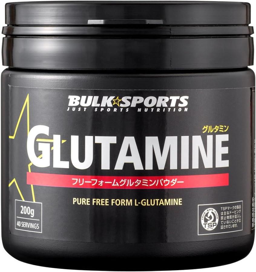 バルクスポーツ アミノ酸 グルタミン 200g