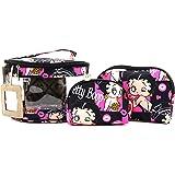 Amazon.com: Betty Boop - Cartera de lunares: Clothing