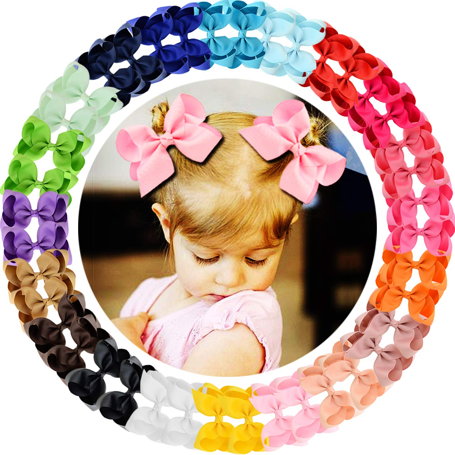 Top 10 Best Baby Hair Clips (2020 Reviews & Buying Guide) 2
