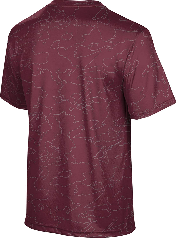 Topography ProSphere University of Montana Mens Performance T-Shirt
