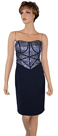 bef2c79ca6 Lori Sequinned Strapless Cocktail Dress, Special Occasion, Promo ...