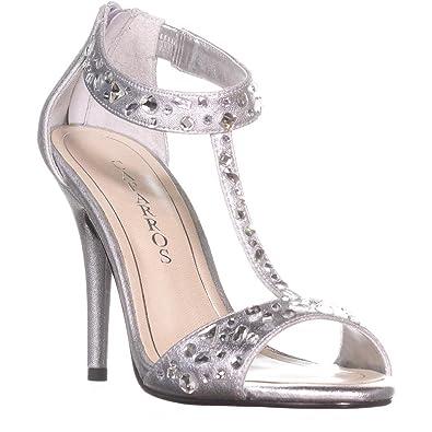 04721b8971c Caparros Esther T-Strap Evening Sandals