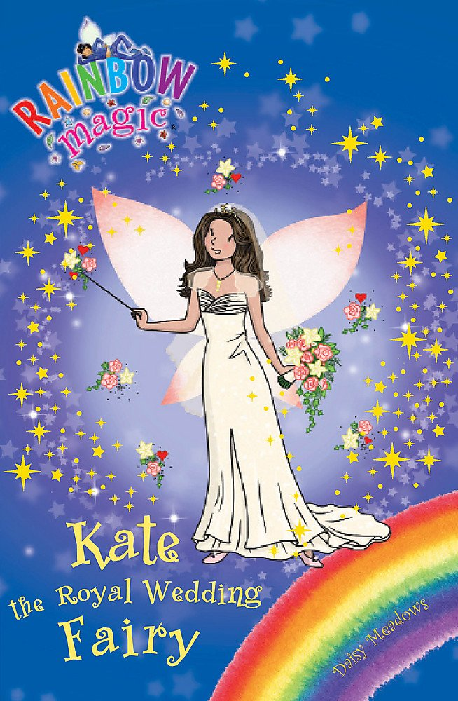 Kate the Royal Wedding Fairy pdf