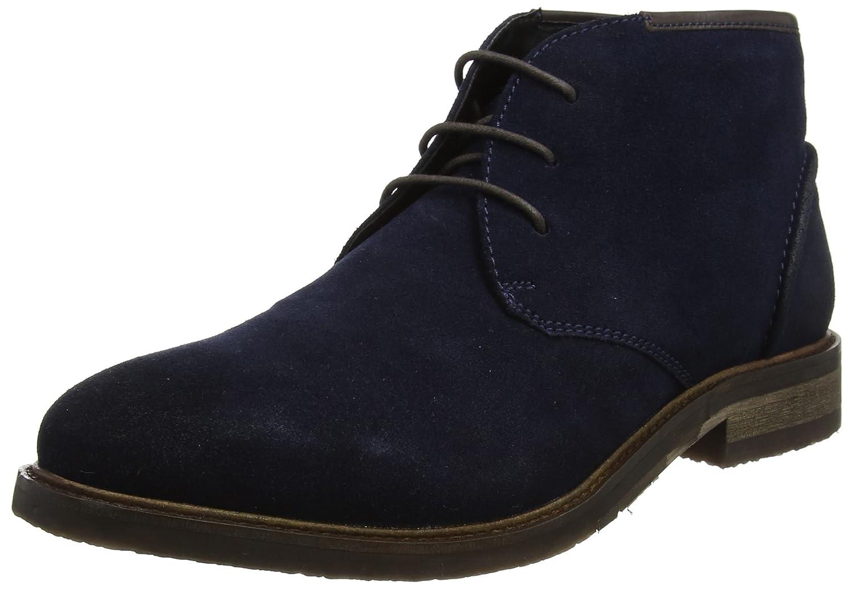 Steve Lace Madden Footwear Herren Scooter Lace Steve Up Derbys Blau (Navy) 536874