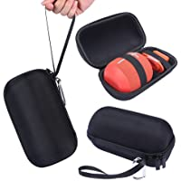 Esimen Travel Cover Case for UE WONDERBOOM Bluetooth Speaker Carry Bag Protective Box,Extra Space for Plug & Cables (Case for Ultimate Ears WONDERBOOM)