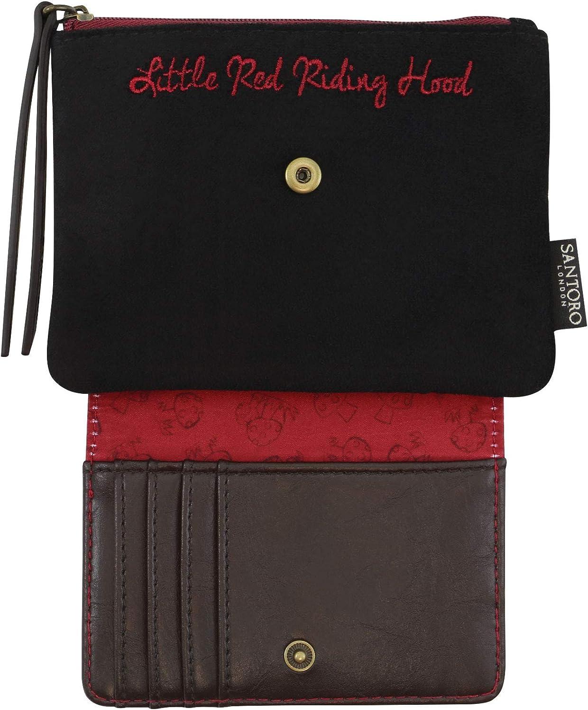 Santoro Gorjuss Little Red Riding Hood Small Wallet