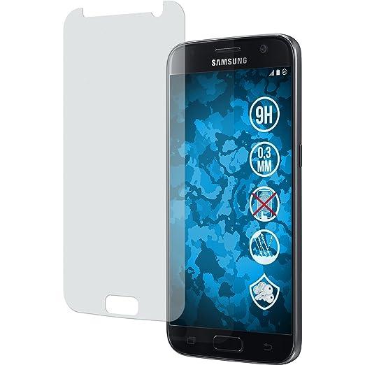 28 opinioni per 1 x Samsung Galaxy S7 Pellicola Protettiva Vetro Temperato Antiriflesso-