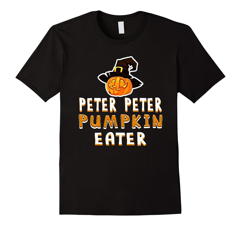 Halloween Costume T-Shirt: Peter Peter Pumpkin Eater ~ Hat-ANZ