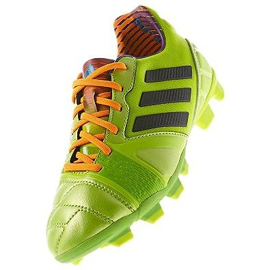 e71109161842 adidas Nitrocharge 2.0 TRX FG Junior Soccer Shoes - Solar Slime (Little  Kid/Big