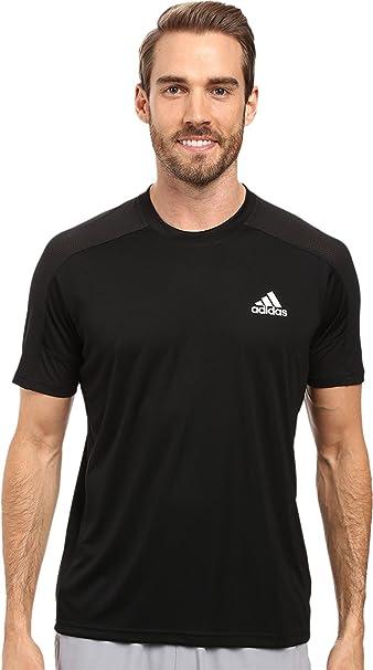 adidas Men's Climacore Short Sleeve Tee