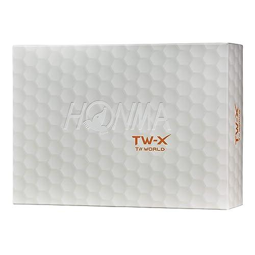 本間ゴルフ TW-X
