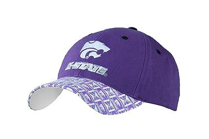 info for 2fdc1 2db36 Kansas State University Baseball Hat – Officially Licensed NCAA Adjustable  Kansas State Baseball Cap with Football