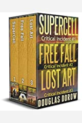 The Critical Incident Series, Episodes 1 - 3: SuperCell, Free Fall, Lost Art Kindle Edition