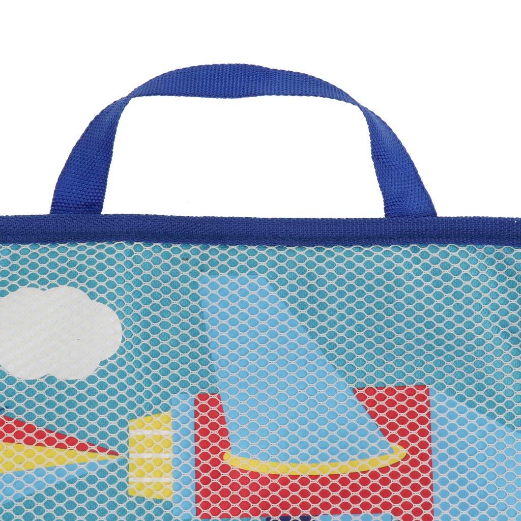 Blau D DOLITY Autositz Zur/ück Organizer Aufbewahrungsbeutel H/ängen Auto Organizer Taschen Tasche f/ür Kinder